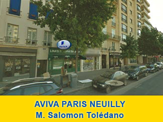 Agence Toledano Neully Paris